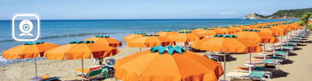 Spiaggia Rocchette