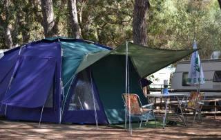 Campeggio - tenda