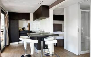 Casa mobile Deluxe - Cucina