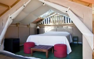 Mini Lodge Tent - Camping Santapomata