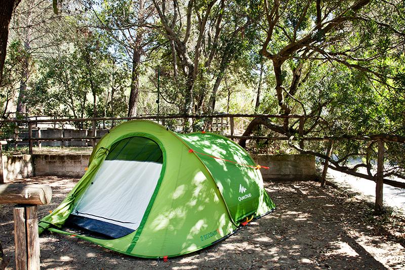 Campeggio in tenda - piazzola, Camping Village Santapomata