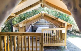 Mini Double Lodge Tent - Camping Santapomata
