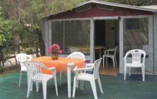 Roulotte in affitto - Camping Village Santapomata