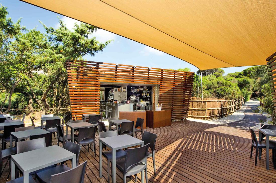 Bar sul mare - Camping Village Santapomata