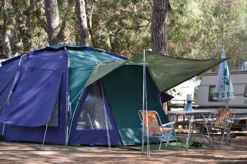 Campeggio - Camping Village Santapomata
