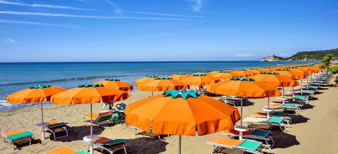 Spiaggia- Camping Village Santapomata