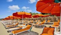 Spiaggia privata - Camping Santapomata