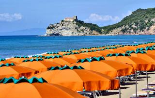 Spiaggia Santapomata - Camping Village