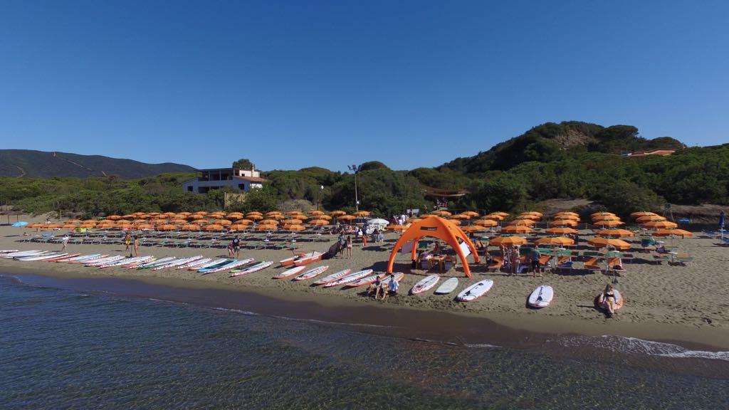 Spiaggia -  Camping Village Santapomata