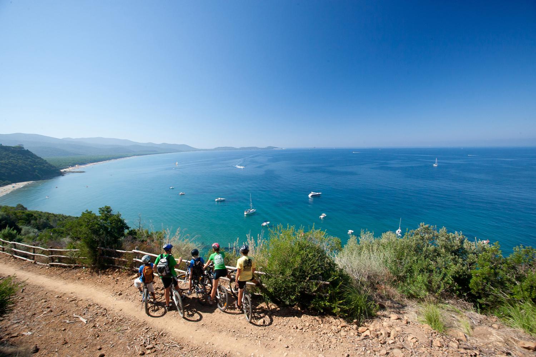 Escursioni in bici - Camping Village Santapomata