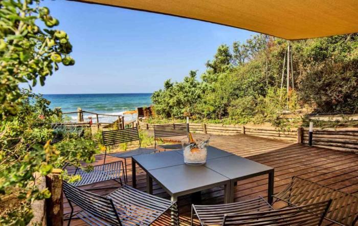 Bar sul mare - Camping Le Rocchette