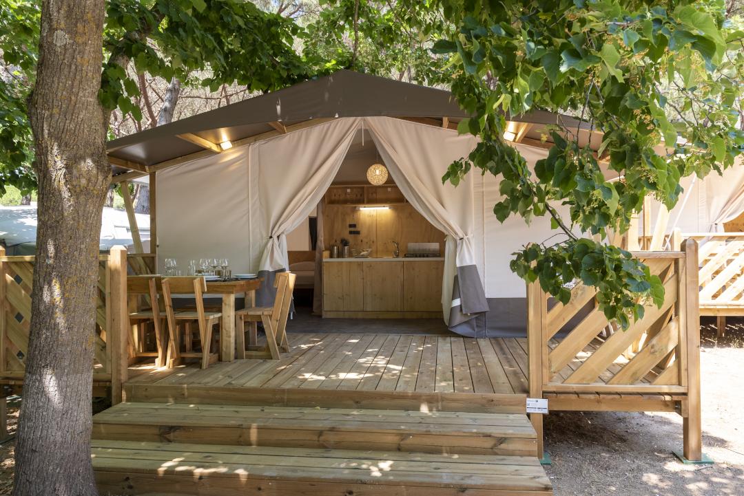 Lodge Tent - Camping Village Santapomata