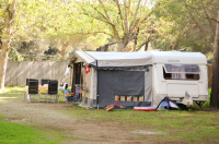 Roulotte - Camping Village Santapomata
