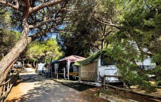 Roulotte Camping Village Santapomata
