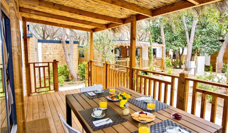 Casa Mobile - Camping Village Santapomata