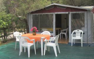 Roulotte in affitto - Camping Santapomata